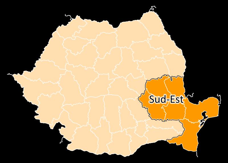 Regiunea de Sud-Est